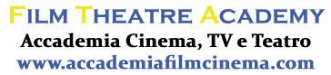 Logo Film Theatre Academy
