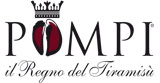 logo Pompi - il Regno del Tiramisu